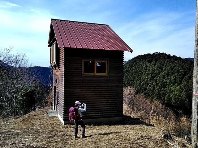 三畝山林展望台