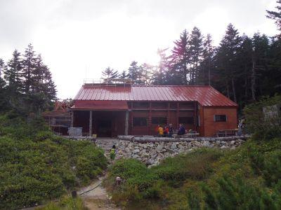 高天原山荘