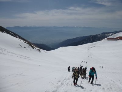 木曽駒ヶ岳