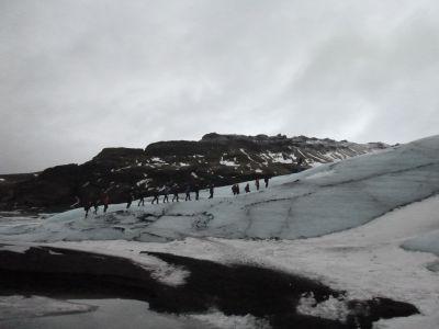 ミールダルスヨークトル氷河