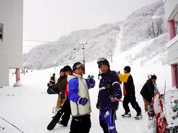 白山瀬女高原スキー場