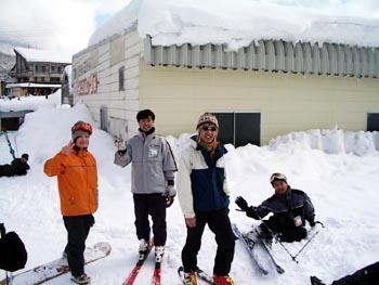 らいちょうバレースキー場