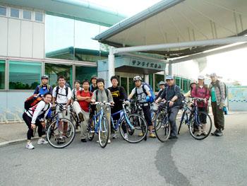 しまなみ海道サイクリングツアー