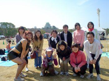 大阪城リレーマラソン2008