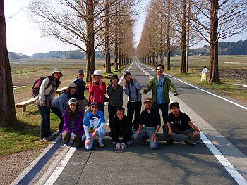 琵琶湖一周サイクリング