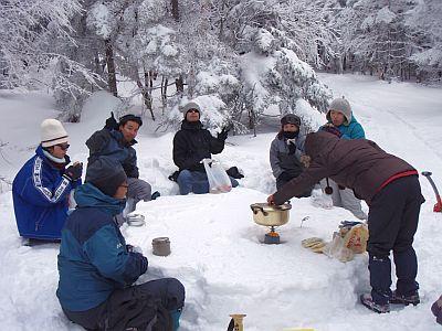 北八ヶ岳 茶臼山