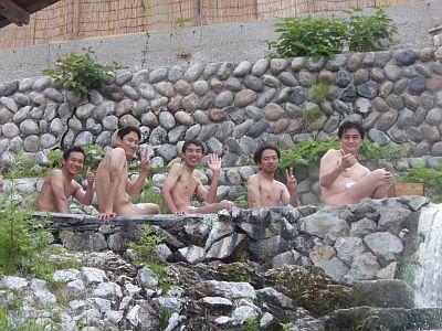 白馬鑓温泉