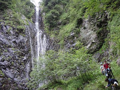奇美世の滝