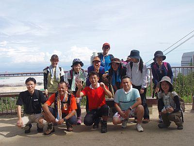 摩耶山サンセットハイキング