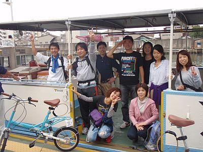 大阪 渡船