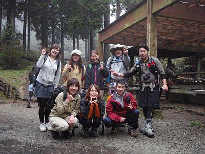 六甲山ハイキング&クッキング