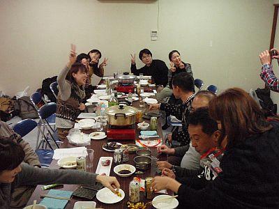 2012年間企画会議&2011忘年会