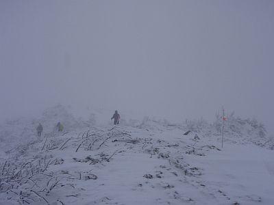 北アルプス 西穂高 丸山