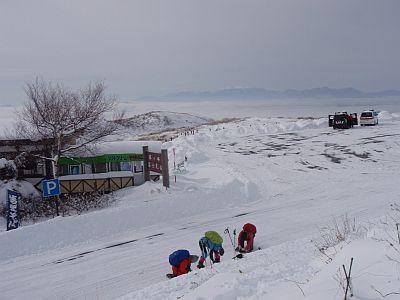 霧ヶ峰高原 車山