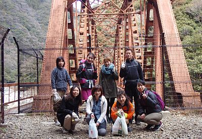 武庫川廃線跡