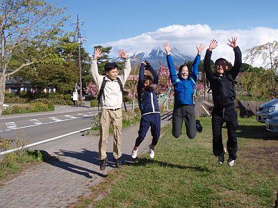 富士サイクリング