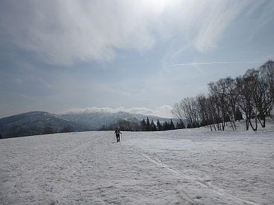 和田山牧場跡