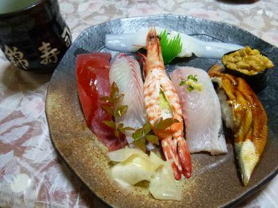 佐伯錦寿司